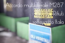 Accordo multilaterale M287