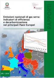 Emissioni nazionali di gas serra | Ispra 2018