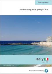 Rapporto EEA sulle acque di balneazione in Italia 2019