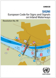 European Code for Signs and Signals on Inland Waterways (SIGNI)