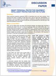 Dispositivi di protezione individuale intelligenti