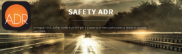 Safety ADR: disponibile l'app aggiornata ADR 2015 (IT/EN) Update 1.0.1