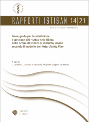 Linee guida gestione del rischio filiera acque modello Water Safety Plan