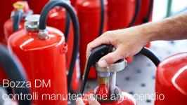 Bozza DM controlli manutenzione antincendio