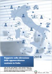 Rapporto rilevazione apparecchiature sanitarie Italia - 2016