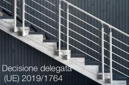 Decisione delegata (UE) 2019/1764
