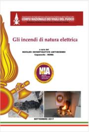 Gli incendi di natura elettrica