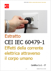 CEI IEC 60479-1:2020