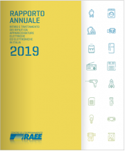 XII Rapporto RAEE Annuale 2019