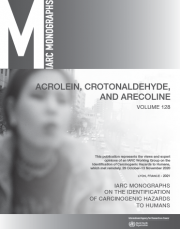 IARC Monographs Volume 128
