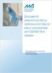 ANMA   Criteri per la fattibilità delle vaccinazioni in azienda