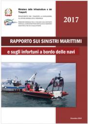 Rapporto sui sinistri marittimi 2017
