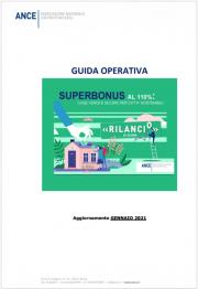 Guida operativa ANCE | Superbonus 110%