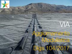 VIA: Aggiornamento modulistica Dlgs 104/2017