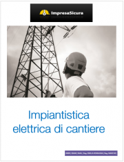 Impresa sicura impiantistica elettrica di cantiere