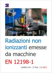 Radiazioni non ionizzanti emesse da macchine: EN 12198-1