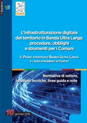 Infrastrutturazione digitale del territorio in banda Ultra Larga