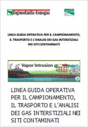 Linea Guida gas interstiziali nei siti contaminati