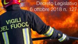 Decreto Legislativo 6 ottobre 2018 n. 127