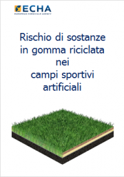Report Recycled rubber artificial sports pitches