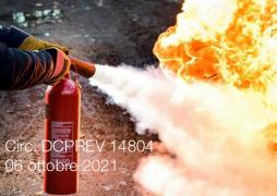 Circolare DCPREV 14804 del 06 ottobre 2021