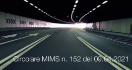 Circolare MIMS n. 152 del 09.04.2021