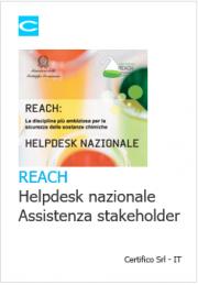 Helpdesk nazionale REACH