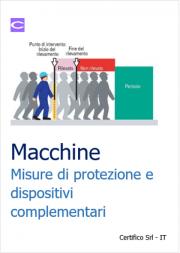 Macchine: Misure di Protezione e Dispositivi Complementari