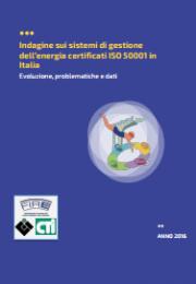 Sistemi di gestione dell'energia ISO 50001