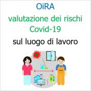 OiRA valutazione dei rischi Covid-19 sul luogo di lavoro