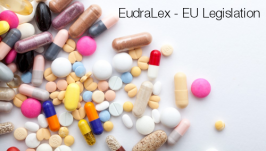 European Union legislation on pharmaceutical sector