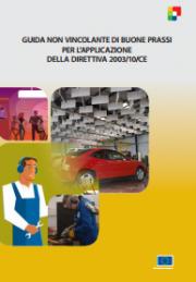 Guida Direttiva 2003/10/CE Rischio Rumore - Ed. 2009