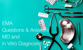 EMA | Questions & Answers MD and In Vitro Diagnostic MD