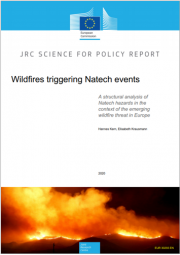 Wildfires Triggering Natech Events
