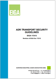 ADR Transport Security Guidelines Class 2 - EIGA