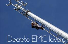 D. Lgs 159/2016 EMC lavoro