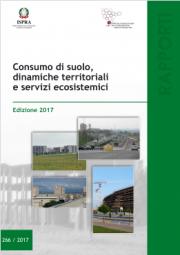 Rapporto sul consumo di suolo 2017