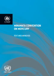 MINAMATA CONVENTION ON MERCURY: TEXT AND ANNEX