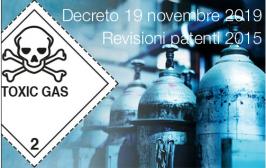 Decreto 19 novembre 2019