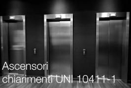Ascensori: chiarimenti sostituzione componenti quadro manovra UNI 10411-1:2014