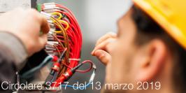 Circ. 3717 del 13 marzo 2019   Attività di installazione degli impianti