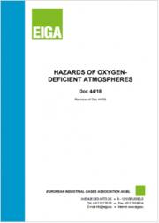 Pericoli atmosfere carenti di ossigeno