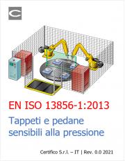 EN ISO 13856-1:2013 | Tappeti e pedane sensibili alla pressione