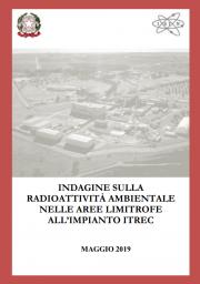ISIN | Indagine su campioni ambientali e alimentari Impianto ITREC