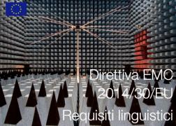 Direttiva EMC: Requisiti linguistici