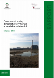 Rapporto sul consumo del suolo 2018
