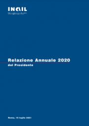 Relazione annuale INAIL 2020