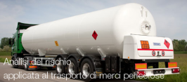 Analisi del rischio applicata al trasporto di merci pericolose