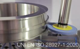 UNI EN ISO 28927-1:2020 | Smerigliatrici angolari e verticali