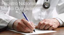 Registro Nazionale Medici competenti Sicurezza lavoro